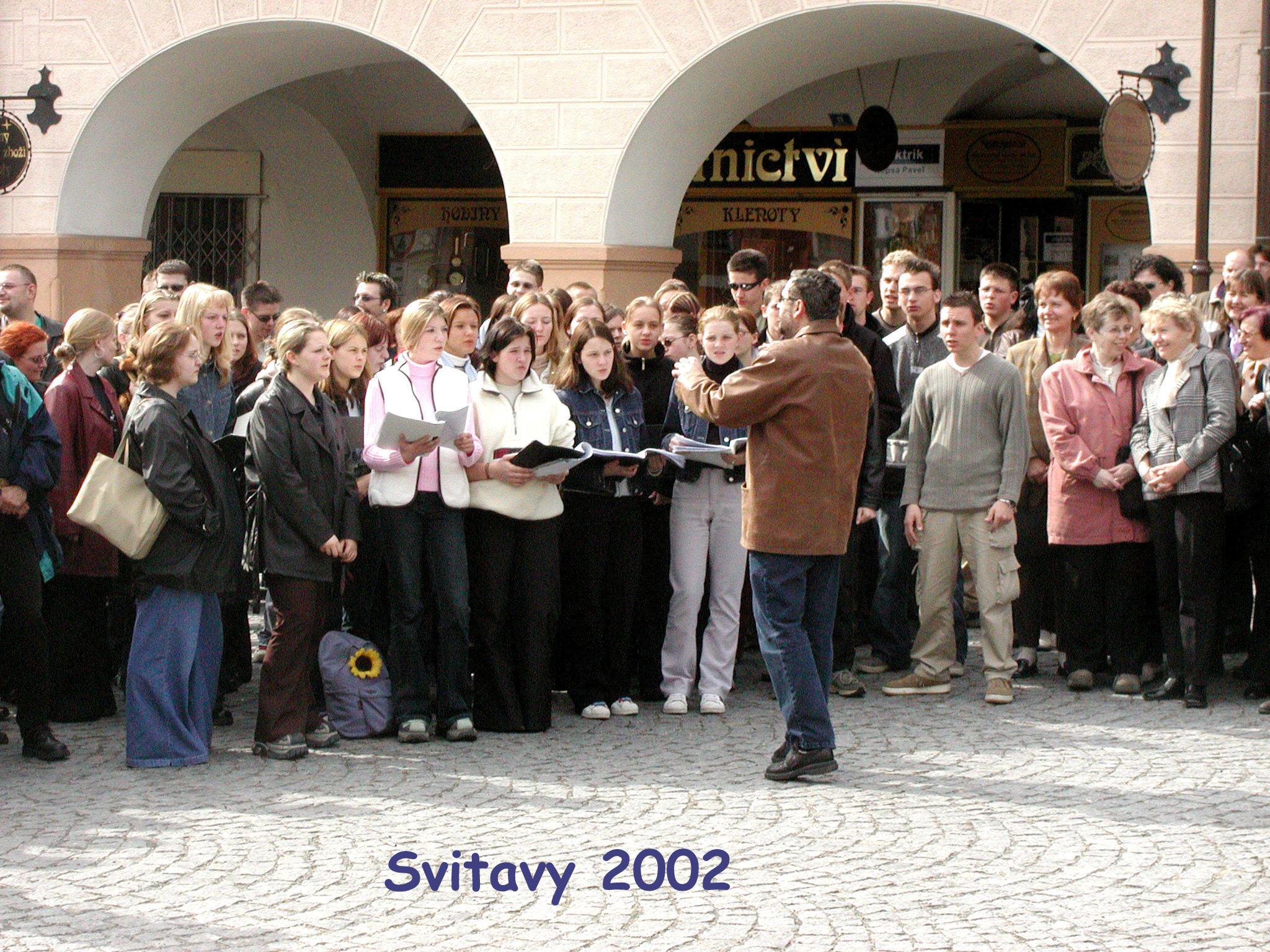 Svitavy 2002